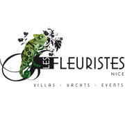 Fleuriste Nice Logo, Partenaire 2014 de Saint-Jean-Cap-Ferrat Légendes, concours d'élégance automobile PACA
