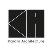 Karam Architecture logo, partenaire 2014 de Saint-Jean-Cap-Ferrat Légendes concours d'élégance automobile de la région PACA