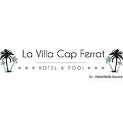 Villa Cap Ferrat Logo, Partenaire 2014 de Saint-Jean-Cap-Ferrat Légendes Concours d'élégance automobile
