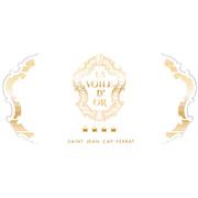 La Voile d'Or logo, partenaire 2014 de Saint-Jean-Cap-Ferrat Légendes Concours automobile