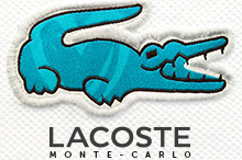 Lacoste Monte-Carlo partenaire de Saint-Jeanc-Cap-Ferrat Légendes