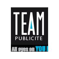 Logo Team Publicité partenaire Saint-Jean-Cap-Ferrat Légendes Concours automobile