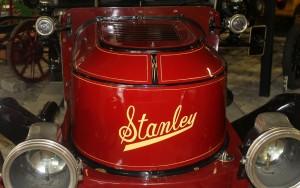 Stanley Steamer au concours d'état