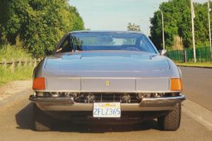 Ferrari 365 GTB/4 Daytona au concours d'Élegance