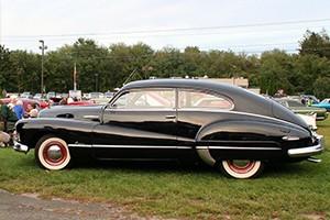 Buick Roadmaster au concours d'élégance