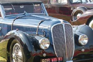 Delahaye 135M Pourtout au concours d'élégance