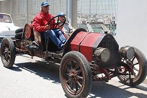 Fiat Tipo 2 au concours d'élégance
