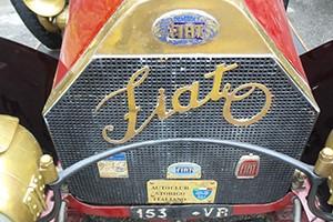 Fiat tipo 0 pour le concours d'élégance