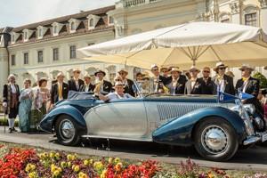 Lancia Astura 1938 au concours d'état