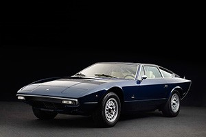 Maserati - Khamsin au Concours Youngtimers