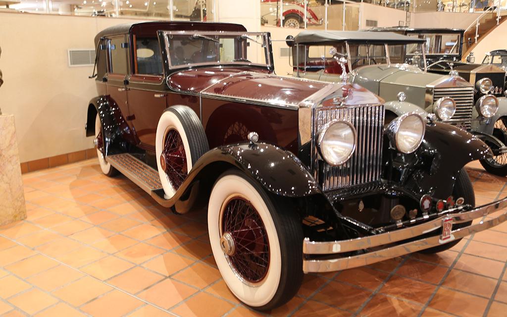Rolls Royce Phantom1 au concours d'état