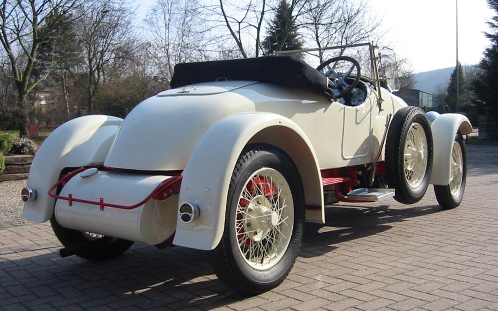Talbot V15 au concours d'élégance