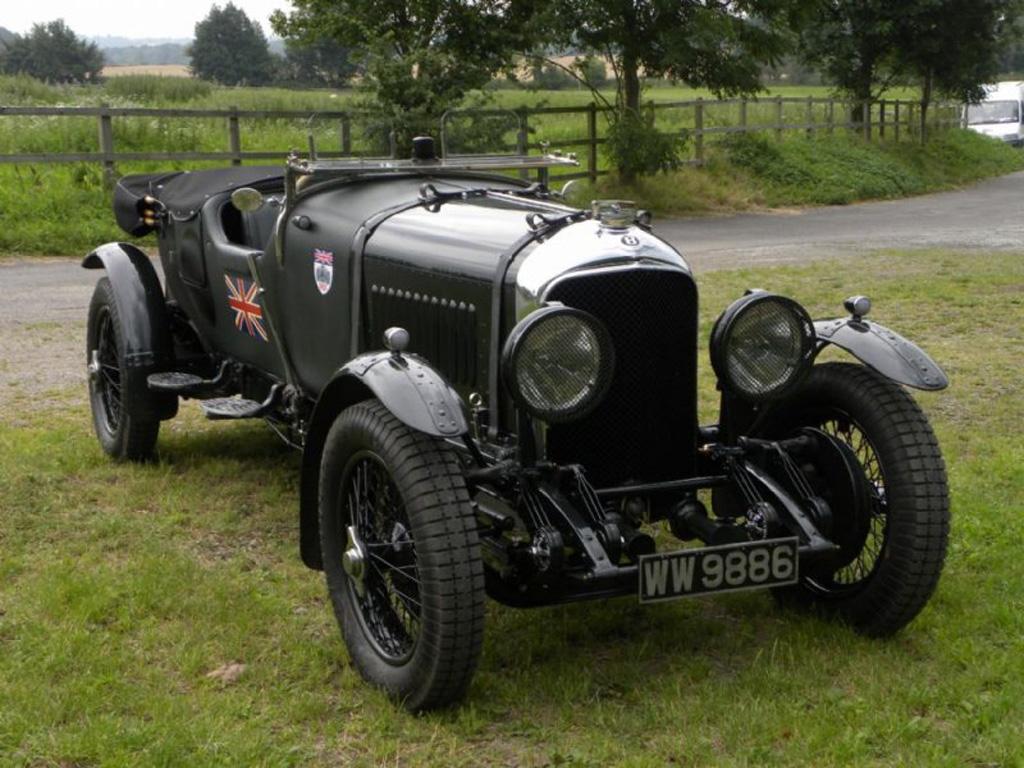 Bentley Le Mans 4 1/2