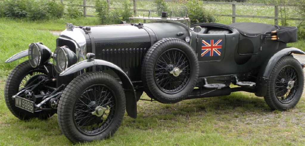 Bentley Le Mans 4 1/2