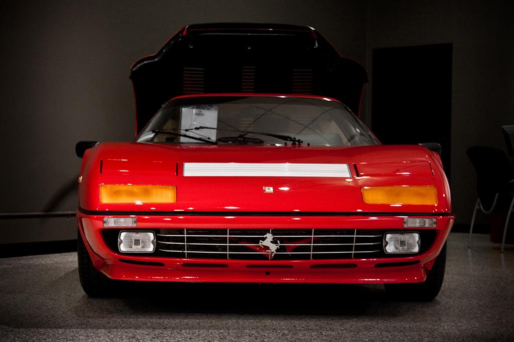 Ferrari 365 GT/4 BB au Concours Youngtimers