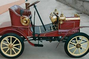 Peugeot type 69 au concours d'élégance en automobile