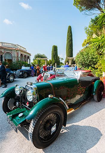 Villa Ephrussi de Rothschild - Saint-Jean-Cap-Ferrat Légendes 2015
