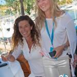 Cocktail à l'hôtel de la Voile d'Or avec Sophie de la Cave de Sophie et d'Alexandra - Team Publicité à Saint-Jean-Cap-Légendes édition 2015