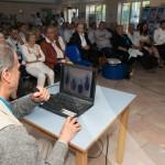 Conférence d'Alfieri Maserati - L'oeuvre des frères Maserati à Saint-Jean-Cap-Légendes édition 2015 – Concours & Exposition Automobile