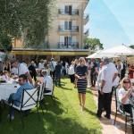 Inauguration de Légendes et cocktail à l'hôtel de la Voile d'Or à Saint-Jean-Cap-Légendes édition 2015 - Concours d'élégance & Exposition Automobile