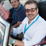 Concours d'état & Exposition Automobile – la BMW 507 Roadster avec Lamoure & Novikoff de la maison Artcurial à Saint-Jean-Cap-Légendes édition 2015