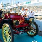 Stanley Model R à vapeur de 1910 examinée par le Jury à Saint-Jean-Cap-Légendes édition 2015 - Concours d'état