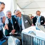 Rolls Royce Phantom I avec Philippe Renzini et Robert-Louis Brezout de la FFVE à Saint-Jean-Cap-Légendes édition 2015 – Concours d'état